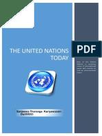 role of UN