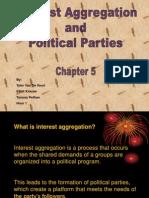 Partidele Politice Si Agregarea Intereselor