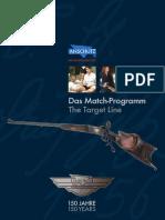 Katalog Matchprogramm 2007