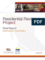 Resrevproject Exec Summary