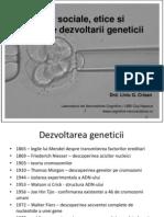 Genetica Seminar 1