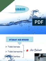 Presentasi Air Bersih Phbs