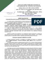 Raport activitate 2009