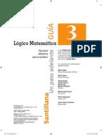 Guia Logico Matematico 3