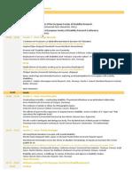 Programme ALTER 2012