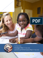 The Peace Corps Strategic Plan | FY 2014–2018 and Annual Performance Plan | FY 2014–2015