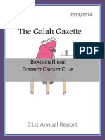 the galah gazette