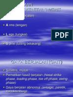 pemeriksaan musculosceletal