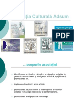 Asociatia Culturala Adsum