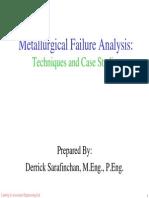 Failure Analysis