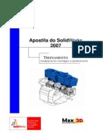 Treinamento de SolidWorks 2007 - básico e intermed