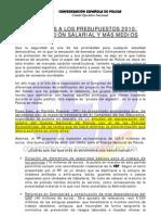 Circular Enmiendas Pge