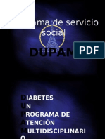 Expo Serv Soc DUPAM05
