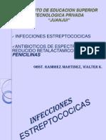 Infecciones Estreptococicas Espc.reducido i Penicilinas
