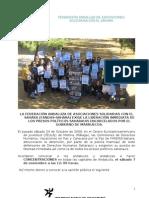 Comunicado Prensa Comisiones Fandas Sahara