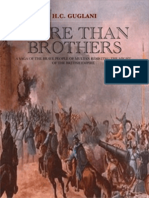 More Than Brothers by H C  Guglani | Religion And Belief | Religion