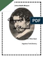 Concepción poética de Bécquer- TRABAJO