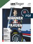 Männer & Frauen – Ausgabe 05 2014 des strassenfeger