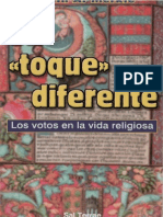 Merkle Judith a - Un Toque Diferenrte - Los Votos en La Vida Religiosa