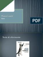 Project Work Moto Circolare Uniforme 1