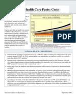 Fact Sheet - Cost