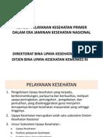 Pelayanan Primer