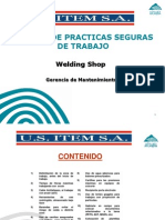 Manual Practicas Seguras de Trabajo -SOLDADURA