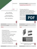 Pneumatics - Programmable Logic Controller (PLC)