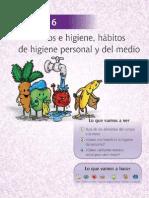 Alimentos e Higiene Pesonal y Del Medio