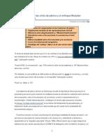 70-26 El tratamiento de las crisis de pánico y el enfoque Modular (Bleichmar)