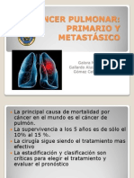 Cancer Pulmonar Primario