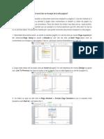 Cum Numerotezi Un Document Word