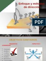 Enfoque y Metodos de Direccion