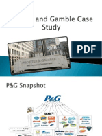 Proctor and Gamble Supply Chain Case Study June 2013JIM