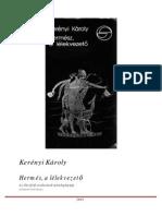 Kerényi Károly  - Hermész a lélekvezető_olvasOMmani_
