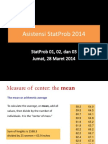 Asistensi StatProb 2014 PraUTS