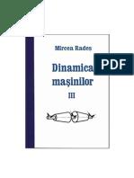 M. Rades - Dinamica masinilor 3