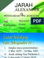 SEJARAH alexander