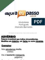 AEP2011 - Portuguàs para Concursos (G&T) - AULA 21 - Morfologia 2 (Classes Invari†veis)