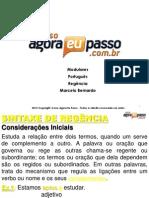 AEP_ Modulares_Portugues _ Regencia_ Marcelo Bernardo