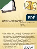COMUNICACIÓN TECNICA4