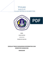 TUGAS SP Makalah Pengelolaan Instalasi Kom