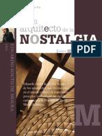 El Arquitecto de La Nostalgia