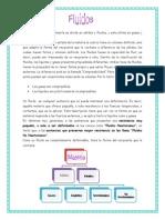 Mecanismos de Transferencia_Clasificación de Fluidos