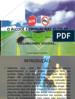 Drogas - Palestra