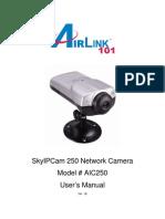 Aic250 Manual
