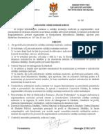 Lista indicatorilor calităţii asistenţei medicale