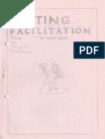 Lakey -- Meeting Facilitation the No Magic Method