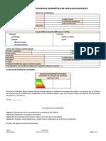 modelo certificado eficiencia energetica