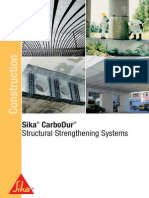 CarboDur Structural Strengthening Systems